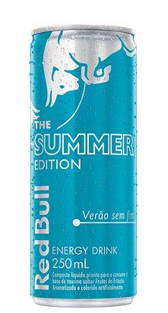 Energético Red Bull Summer 250ml