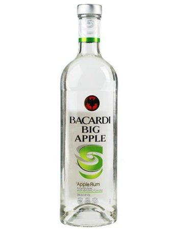 Rum Bacardi Big Apple 750ml