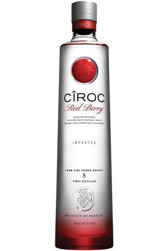 Vodka Ciroc Red Berry 1l