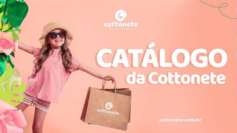 Catálogo da Cottonete - Pedido Sob Encomenda