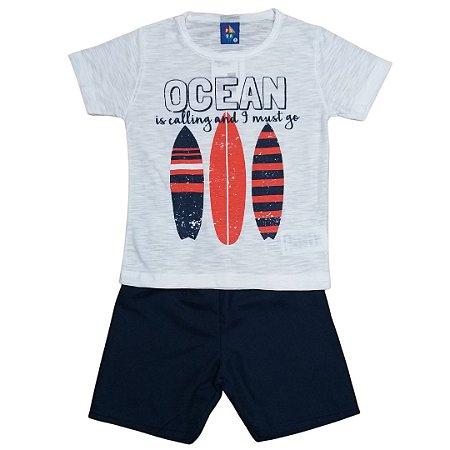 Conjunto Ocean - Tam 2 - Pipa