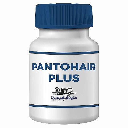 PantoHair Plus - Fortalecedor de unhas e cabelos, com Silício e Biotina - Código 10551