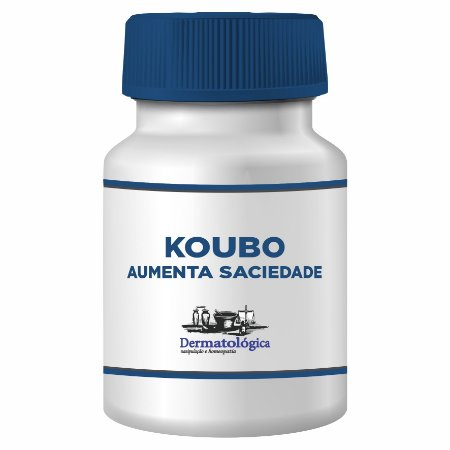 Koubo (Cereus sp.) - Planta doce do deserto -60 Cápsulas 200mg - Código 6659