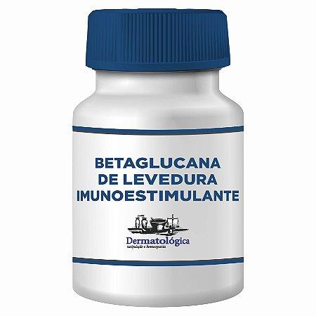 Betaglucana de levedura (Betamune) 250mg 30 doses - reforço imunológico