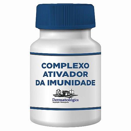 Complexo Ativador da Imunidade com Zinco (Nova Fórmula)