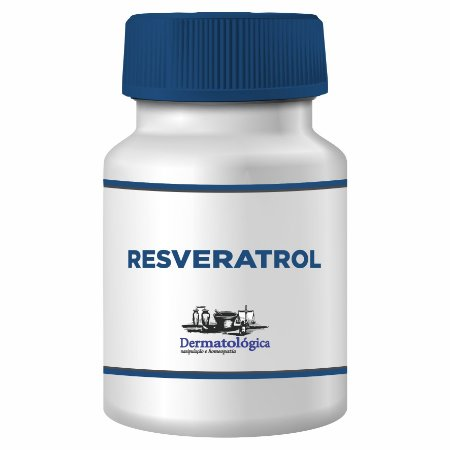 Resveratrol 50mg 60 cápsulas