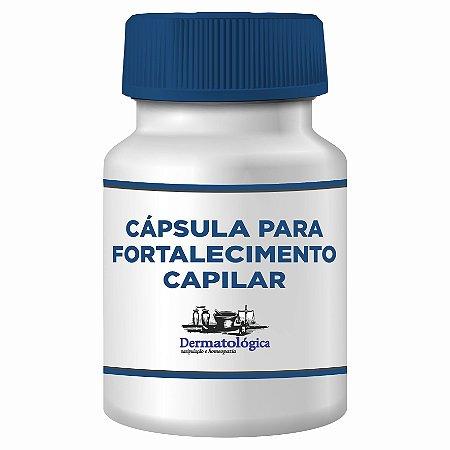 Cápsulas para fortalecimento capilar 30 caps