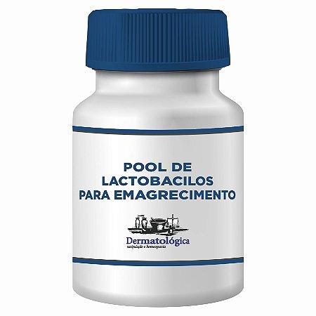 Pool de Lactobacilos para Emagrecimento - Código 8340