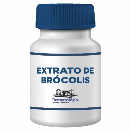 Extrato de Brócolis 400mg  (Brocolinol) - Imunoestimulante - Codigo 8422