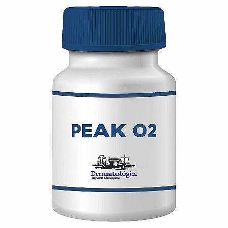 PeakO2 (Blend de Cogumelos) 500mg - Favorece adaptação ao stress - Código 8664