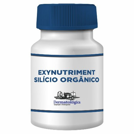 Exsynutriment (Silicio Organico em Colágeno Marinho) 300mg. Auxiliar para a síntese de colágeno, código 9048