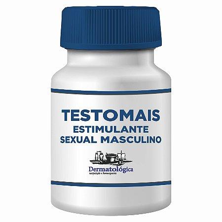 TestoMais - Estimulante Sexual Masculino 60 doses