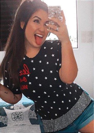 T-shirt Star Vintage