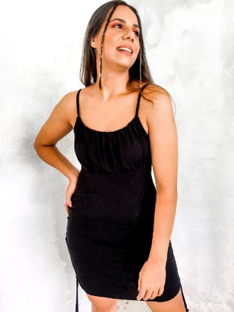 Vestido Jennie Preto