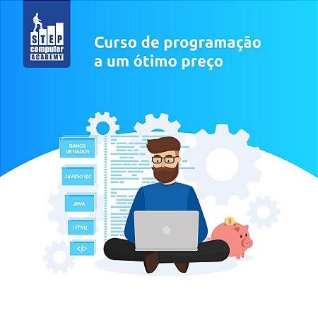 Curso de Programação Completo 1 módulo (Domingo)