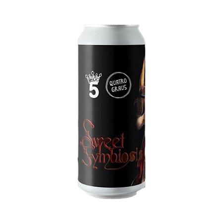 Cerveja Quatro Graus Sweet Symbiosis 473ml
