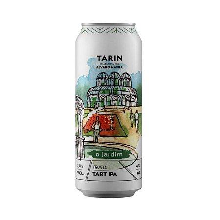 Cerveja Tarin O Jardim Fruited Tart Ipa 473ml