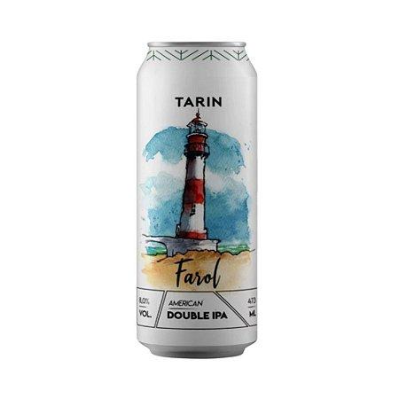 Cerveja Tarin O Farol Double IPA 473ml