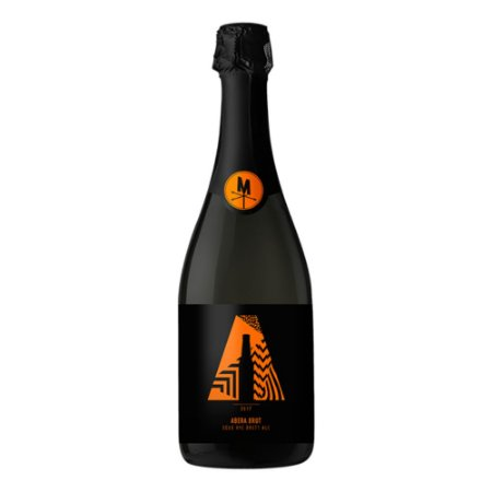 Cerveja Morada Cia Etílica Abera Brut Garrafa 750ml