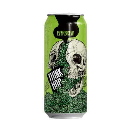 Cerveja EverBrew Juicy IPA Think Hop 473ml