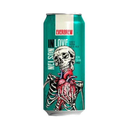Cerveja EverBrew Juicy IPA Nelson In Love 473ml
