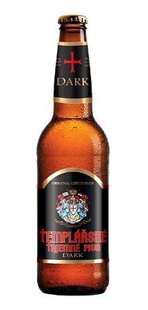 Cerveja Templarske Tajemne Pivo Dark Munich Dunkel 500ml