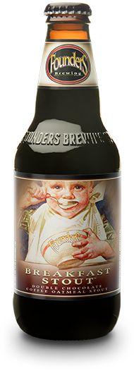 Cerveja Founders Breakfast Stout 355ml