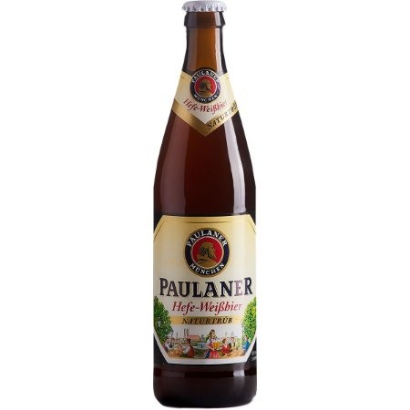 Cerveja Paulaner Naturtrub 500ml