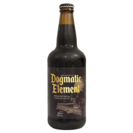 Cerveja Dogmatic Element Russian Imperial Stout 500ml
