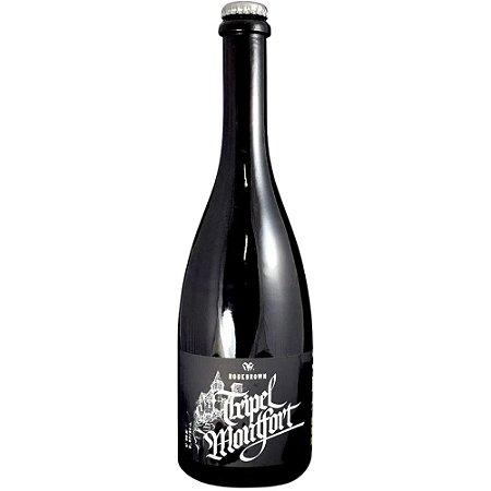 Cerveja Bodebrown Tripel Montfort Belgian Tripel 750ml
