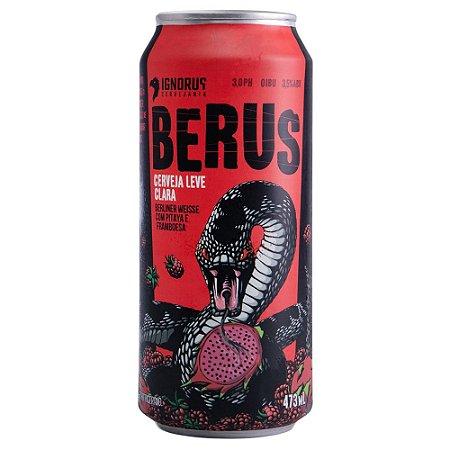Cerveja Ignorus Berus Berliner Weisse 473ml