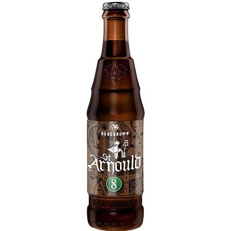 Cerveja Bodebrown St Arnould 8 Belgian Strong Dark Ale 330ml