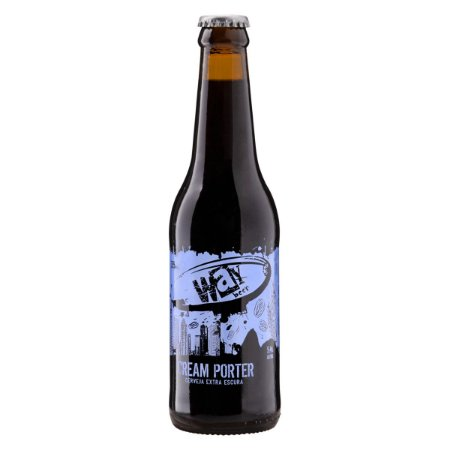 Cerveja Way Cream Porter 355ml