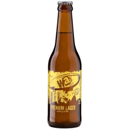 Cerveja Way Premium Lager 355ml