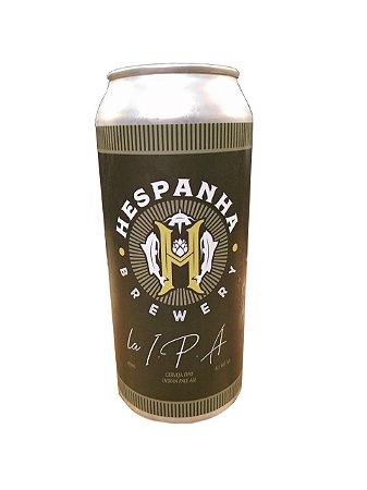 Cerveja Hespanha La IPA American IPA 473ml