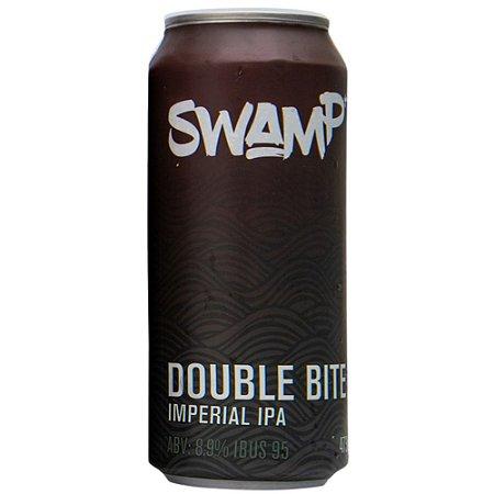 Cerveja Swamp Double Bite Imperial IPA 473ml
