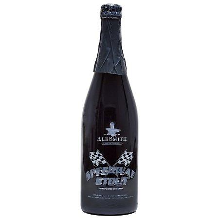 Cerveja AleSmith Speedway Stout Imperial Stout Garrafa 750ml