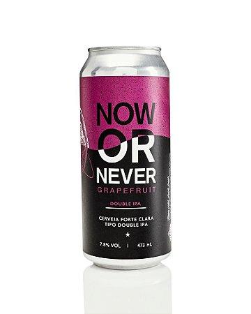 Cerveja Koala Now Or Never Graprefruit Double IPA 473ML
