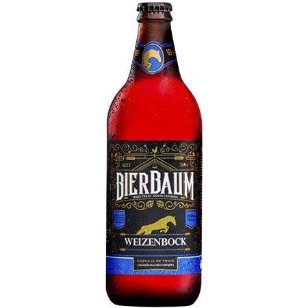 Cerveja Bierbaum Weizenbock Garrafa 600ml
