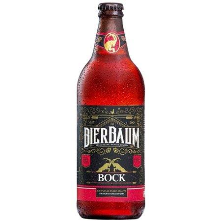Cerveja BierBaum Bock Garrafa 600ml