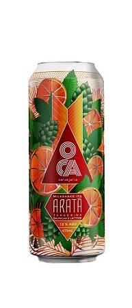 Cerveja OCA Aratá Milkshake IPA 473ml