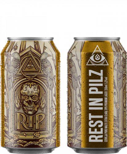 Cerveja Dogma Rest In Pilz 350ml