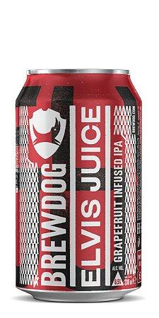Cerveja BrewDog Elvis Juice IPA 330ml