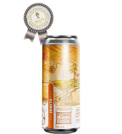 Cerveja Fermi Zenith American Wheat 473ml