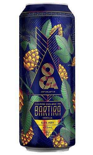 Cerveja OCA Bartira New England IPA 473ml