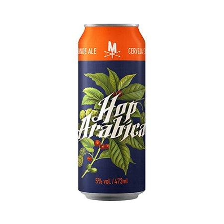 Cerveja Morada Cia Etílica Hop Arábica Lata 473ml