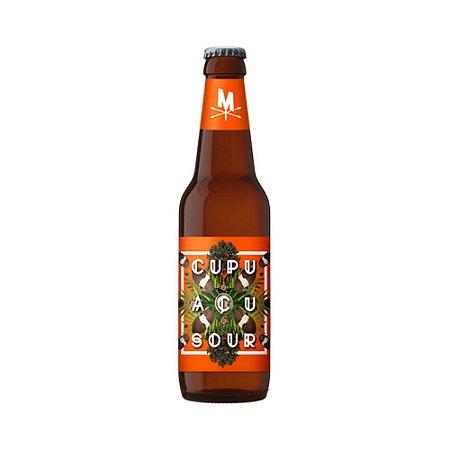 Cerveja Morada Cia Etílica Cupuaçu Sour 355ml