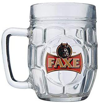 Caneca de Cerveja FAXE 500ml
