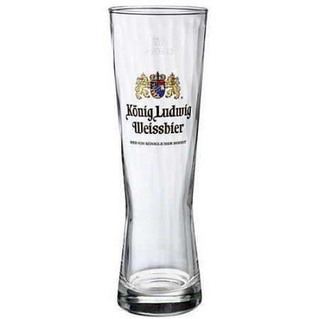 Copo de Cerveja König Ludwig WeissBier 500ml