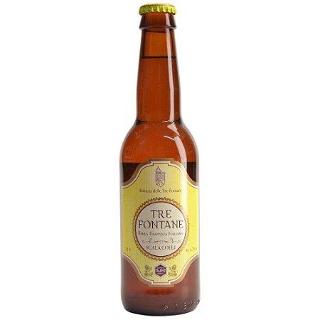Cerveja Trapista Abbazia Tre Fontane Scala Coeli 330ml